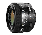 AF NIKKOR 50mm f/1.4D (Refurbished)