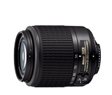 AF-S DX Zoom-NIKKOR 55-200mm f/4-5.6G ED (Refurbished)