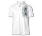 Regal Crest Polo-White/Grey