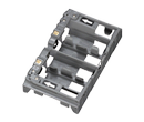 MS-D200 AA Battery Holder