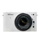 Nikon 1 J1 - Two-Lens Wide Angle Kit