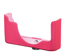 CB-N2000 Pink Leather Body Case