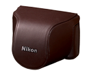 CB-N2000SC Brown Leather Body Case Set