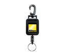Retractable Rangefinder Tether Black