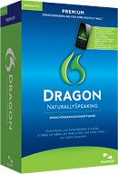 Dragon NaturallySpeaking 11.5 Premium