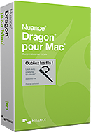 Dragon pour Mac Wireless