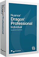 Computer Software Nuance® Dragon Professional Individual