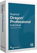 NEW Dragon Professional Individual, v15