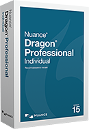 NOUVEAU Dragon Professional Individual, v15 Upgrade (De Premium, version 12 et plus)