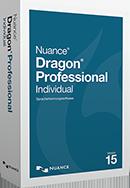 Computer Software NIEUWE Dragon Professional Individual, v15 Upgrade