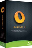 promotion Omnipage Standard 18