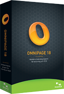 OmniPage 18 Education Swedish