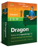 Dragon NaturallySpeaking 10 Standard