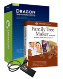 Dragon NaturallySpeaking Premium 12 Holiday Bundle
