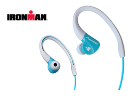 SE-E3M-GR IRONMAN<sup>®</sup> Sports Earphones (Mint)