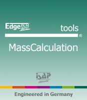 EdgePLM MassCalculation