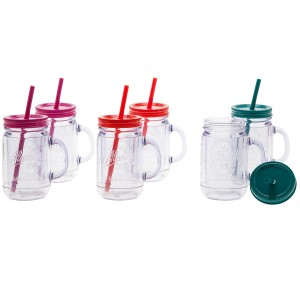 Entertaining: Classic Insulated Mason Tumbler | 20 oz