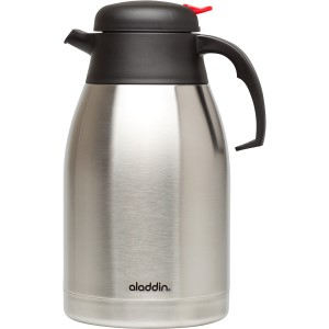 Coffee & Tea Mugs: Stainless Steel Carafe | 68 oz