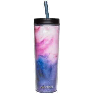 view all: Café Insulated Cold Tumbler | 16 oz