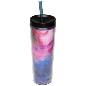 tumblers & cups: Café Insulated Cold Tumbler | 16 oz