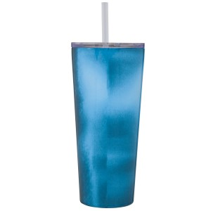 tumblers & cups: Aladdin Earthscapes ™ Stainless Steel Vacuum Tumbler | Rapids | 30oz