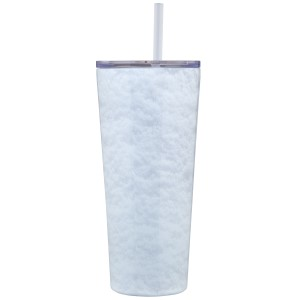 tumblers & cups: Aladdin Earthscapes ™ Stainless Steel Vacuum Tumbler | Snow | 30oz