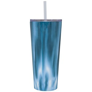 tumblers & cups: Aladdin Earthscapes ™ Stainless Steel Vacuum Tumbler | Waterfall | 30 oz