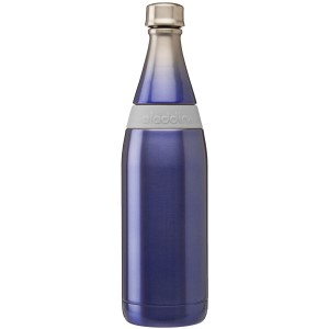 water bottles: Fresco Twist & Go Insulated Stainless Steel Water Bottle | Periwinkle | 20 oz