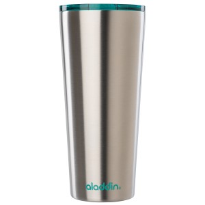 view all: Stainless Steel Vacuum Tumbler | Teal | 30 oz