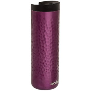 Coffee & Tea Mugs: Topo Stainless Steel Insulated Mug | 16 oz