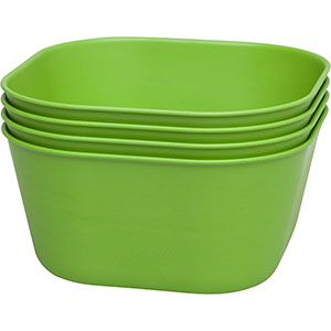 food: 4-Pack Recycled & Recyclable Bowls | 30 oz