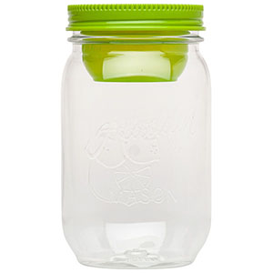 food: Classic Mason Salad Jar | 34 oz
