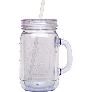 Classic Insulated Mason Jar Tumbler | 32 oz