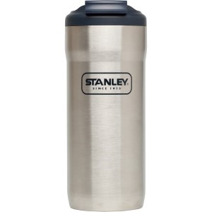 Travel Mugs: Adventure Steel Lock Mug | 16 oz