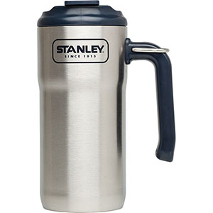 Travel Mugs: Adventure Steel Travel Mug | 16 oz