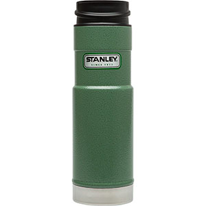 Travel Mugs: Classic One Hand Vacuum Travel | 20 oz