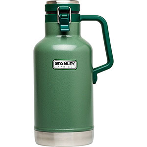 Beer - Growlers, Pints & Steins: Classic Vacuum Growler | 64 oz