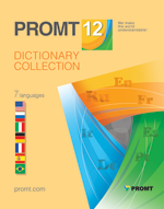 PROMT Dictionary collection 12 Multilingual