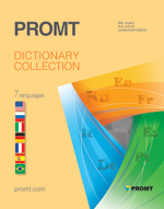 PROMT Dictionary collection 18 Multilingual