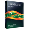 PROMT Personal 9.0 English <> French Translator