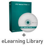 PTC Mathcad Prime 3.0 with PTC University Mathcad eLearning Library