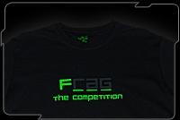 Razer Attitude Tee (Frag the Competition)