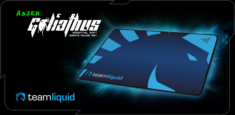 Razer Goliathus e-Sports Edition - Team Liquid