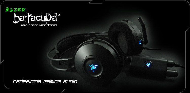 Razer Barracuda HP-1