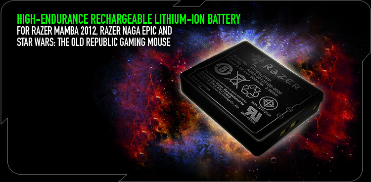 High-Endurance Rechargeable Lithium-Ion Battery
