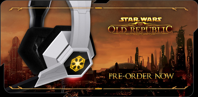 Star Wars™: The Old Republic™ Gaming Headset