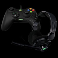 Razer Sabertooth + Razer Carcharias for Xbox/PC Bundle