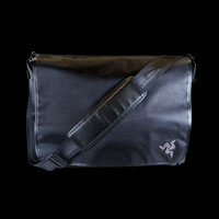 "17"" Stealth Messenger Satchel for the Razer Blade"