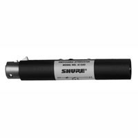 Shure switchable inline attenuator