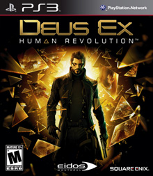 Deus Ex : Human Revolution [PS3]